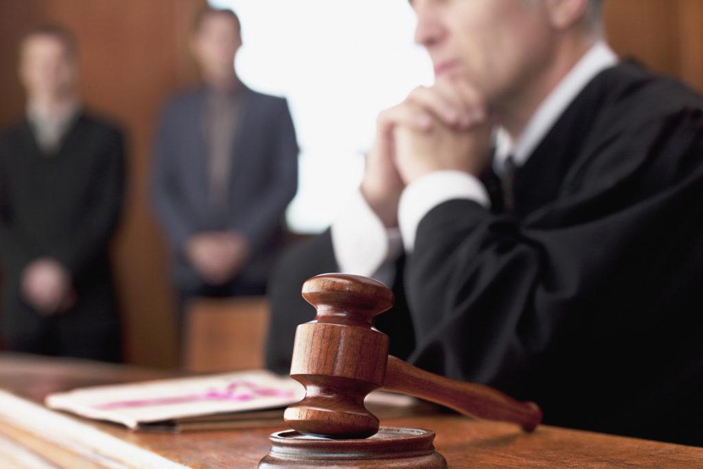Первое судебное заседание — банкротство