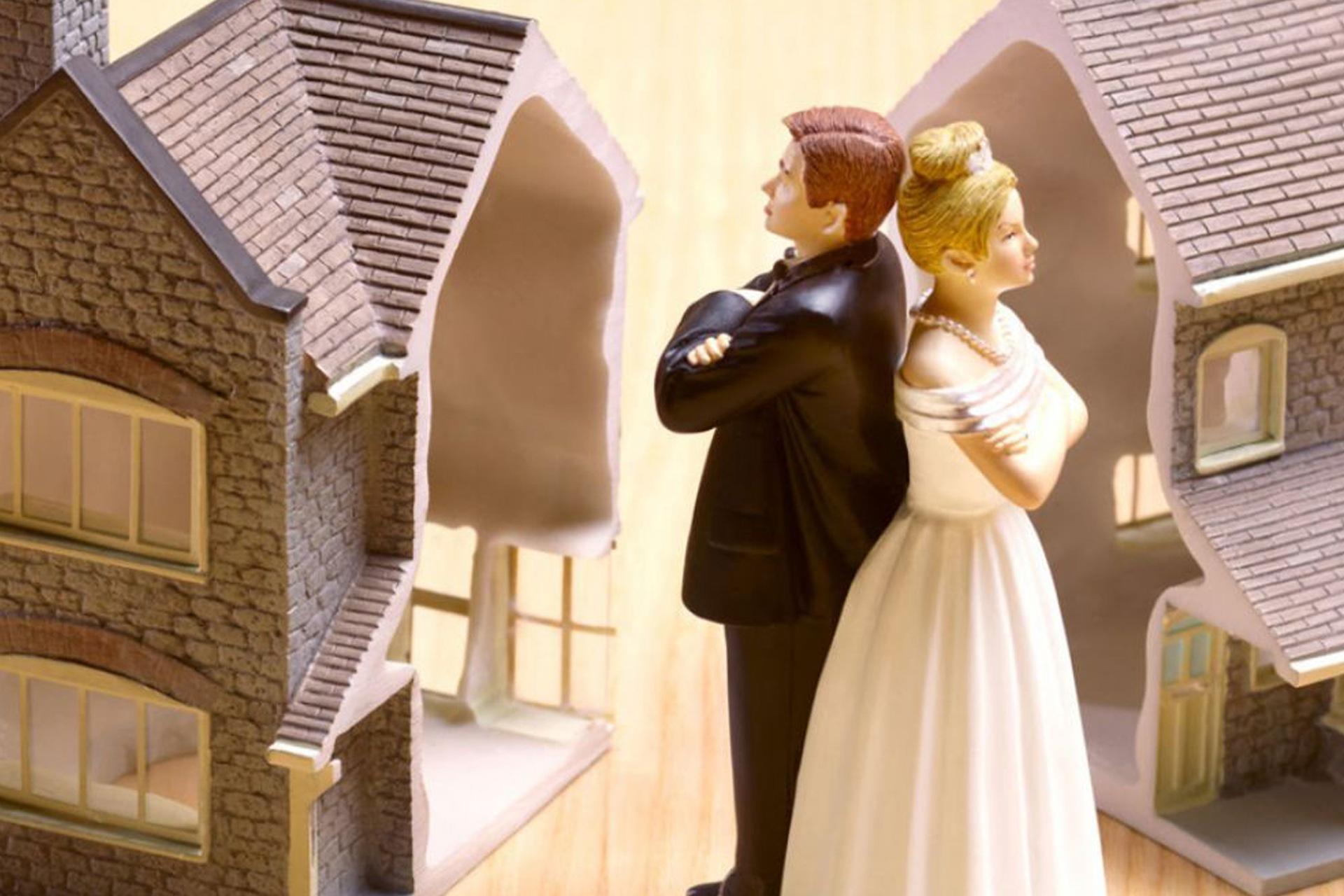 имущественные споры между супругами