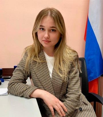 Полякова Алина